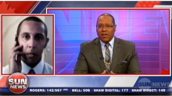 Congressional candidate Lenny McAllister speaks with Brian Dunston of Sun News Network about the latest in the talks concerning America's fiscal cliff during a December 31 segment.