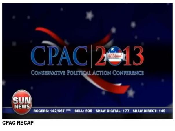 What are the next steps for conservatives after CPAC 2013 and did the conference help them connect to the voters they need to win in 2014 and 2016? Brian Dunston and Lenny McAllister discuss this on Sun News Network.