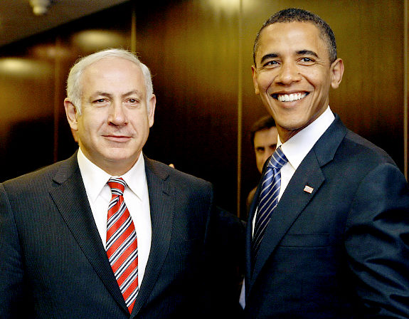 """...there's a Charm Offensive that we all must hope works over these next few days. It's the one going on in the Middle East...""  Lenny McAllister talks about the importance of the Obama/Netanyahu meetings in Israel this week on this version of ""The McAllister Minute"""