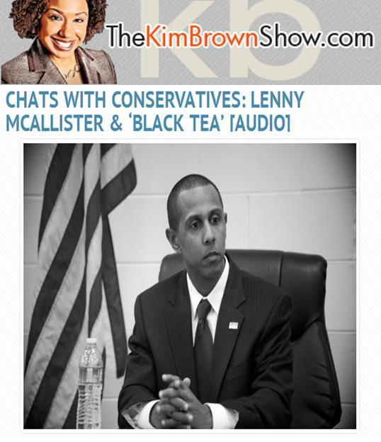 The Kim Brown Show with Lenny (March 2013) (edit)