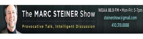 Marc Steiner Show