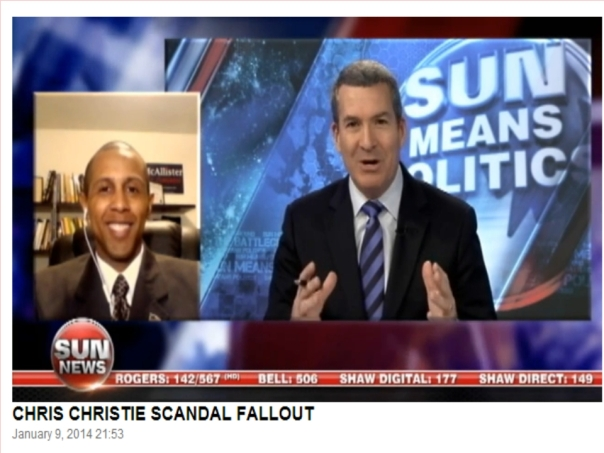 Sun News Network (Jan 9 2014) #1
