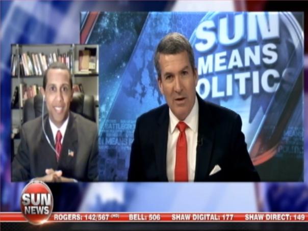 Sun News Network (Jan 28 2014) #1