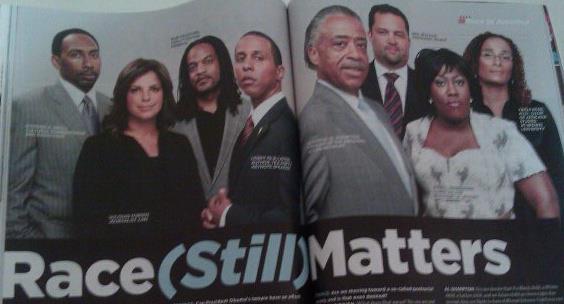 Race (Still) Matters