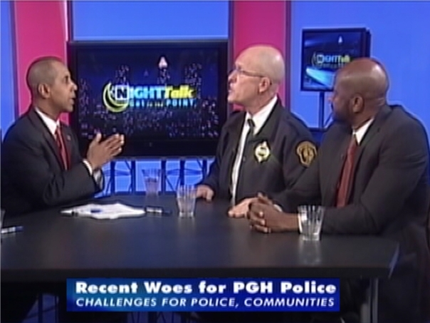 Stop And Frisk debate