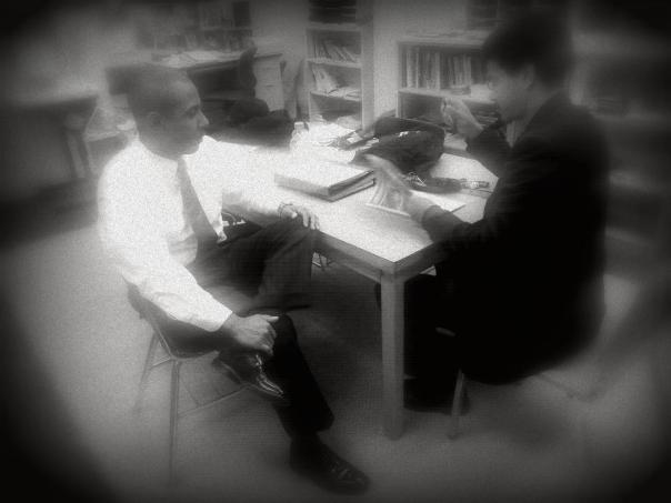 Lenny and Malcolm Thomas at U-Prep (Winter 2014) (edit 1)