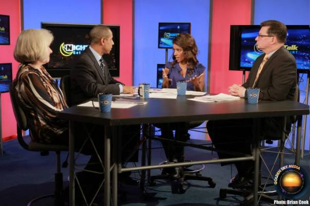 Can police-community tensions and mistrust be resolved? The Get To The Point Panel discuss that question with Lenny McAllister.