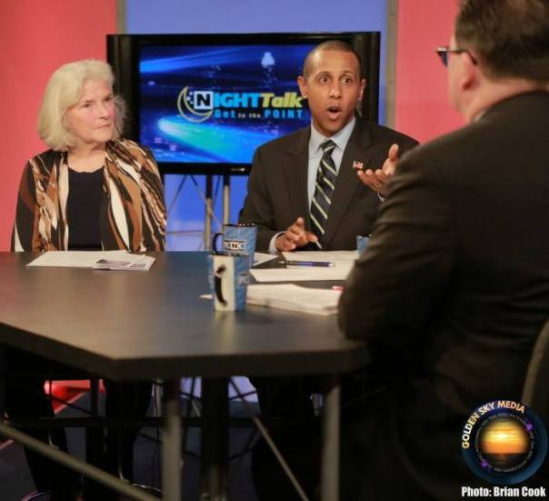 Lenny McAllister talks with the Get To The Point Panel about the ongoing tensions between Black communities and police forces nationally, with the latest incident in South Carolina being another driving force.