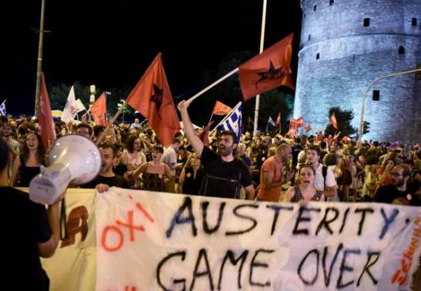 "Is the Greeks' ""NO"" mean that ""yes"" - the EU is seeing the beginning of the end?"