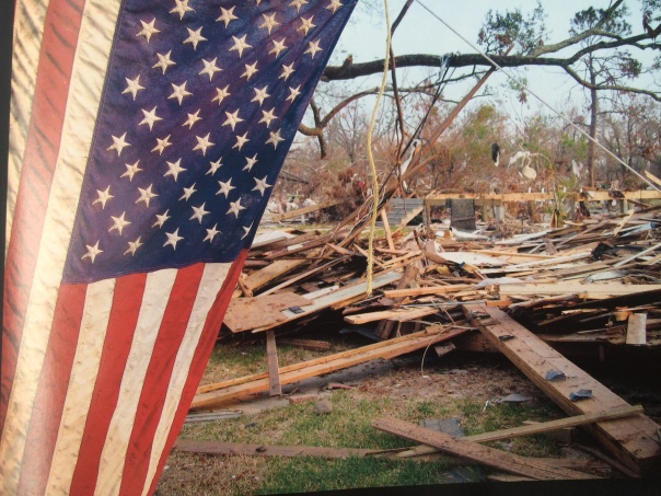 10 years later, what are the lessons learned for our nation after Hurricane Katrina? (Photo courtesy Damian Catanza)